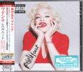 Madonna Limited CD+DVD Rebel Heart Japan NEW UICS-9152
