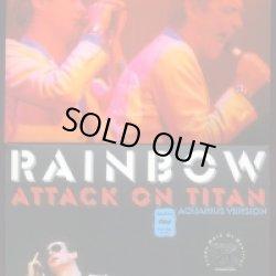Photo3: RAINBOW 4CD BOX Attack On Titan TARANTURA Limited Numbered Japan