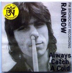 Photo1: RAINBOW Always Catch A Cold Cozy Cover TARANTURA NEW