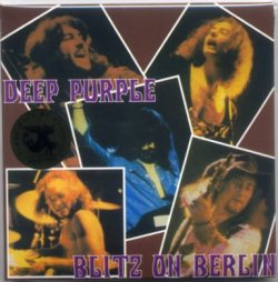 Photo1: DEEP PURPLE 2CD Blitz On Berlin Limited Numbered Japan TARANTURA NEW