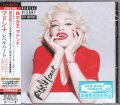 Madonna ‎Limited CD+DVD Rebel Heart Japan NEW UICS-9152