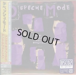 Photo1: Depeche Mode ‎Mini LP Blu-spec CD2 Songs Of Faith And Devotion Japan NEW SICP-30542