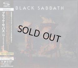 Photo1: Black Sabbath SHM-CD 13 Limited 3D Cover w/Bonus Japan NEW UICN1034/5