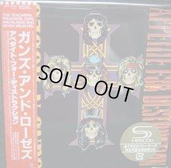 Photo1: Guns N' Roses Mini LP SHM-CD Appetite For Destruction Japan UICY-94334