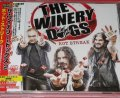 The Winery Dogs ‎– Hot Streak w/Bonus Track Japan NEW IECP-10331