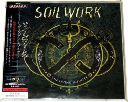 Photo1: Soilwork ‎– The Living Infinite 2CD Japan NEW MICP-90067