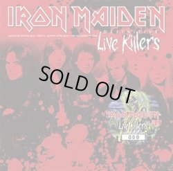 Photo1: IRON MAIDEN  DEFINITIVE LIVE KILLERS+Bonus 2CDR Numbered Edition