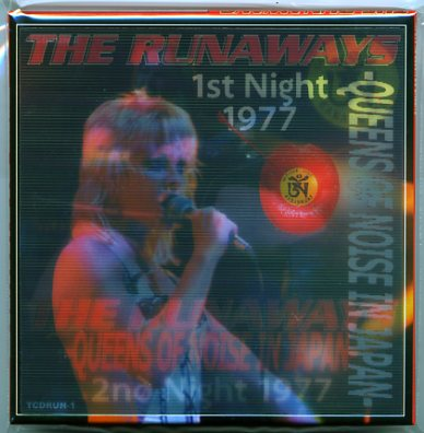 The Runaways 4cd Box Queens Of Noise In Japan Tarantura